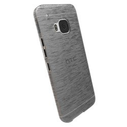 Krusell Etui FrostCover Czarne do HTC One M9