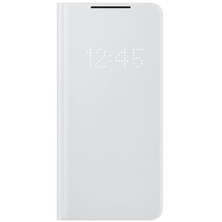 Etui Samsung Smart LED View Cover Szary do Galaxy S21+ (EF-NG996PJEGEE)